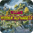 Village Hidden Alphabets Spiel