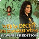 Web of Deceit: Die Schwarze Witwe Sammleredition Spiel