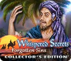 Whispered Secrets: Vergessene Sünden Sammleredition Spiel
