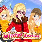 Winter Besties Dress Up Spiel