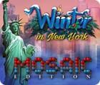 Winter in New York Mosaic Edition Spiel