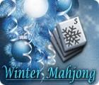 Winter Mahjong Spiel