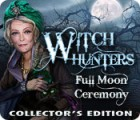 Witch Hunters: Zeremonie bei Vollmond Sammleredition Spiel