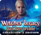 Witches Legacy: Tage der Finsternis Sammleredition Spiel