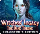 Witches' Legacy: Der dunkle Thron Sammleredition Spiel