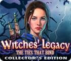 Witches' Legacy: Schatten der Vergangenheit Sammleredition Spiel