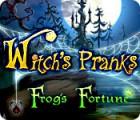Witch's Pranks: Frog's Fortune Spiel