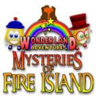 Wonderland Adventures: Mysteries of Fire Island Spiel