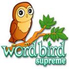 Word Bird Supreme Spiel