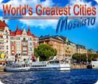 World's Greatest Cities Mosaics 10 Spiel