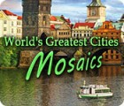 World's Greatest Cities Mosaics Spiel