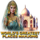 World's Greatest Places Mahjong Spiel