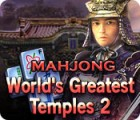 World's Greatest Temples Mahjong 2 Spiel