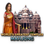 World's Greatest Temples Mahjong Spiel