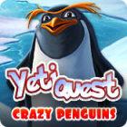 Yeti Quest: Crazy Penguins Spiel