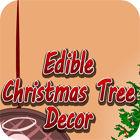 Edible Christmas Tree Decor Spiel