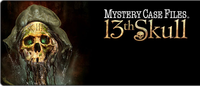 Exklusiv-Spiel Mystery Case Files: The 13th Skull