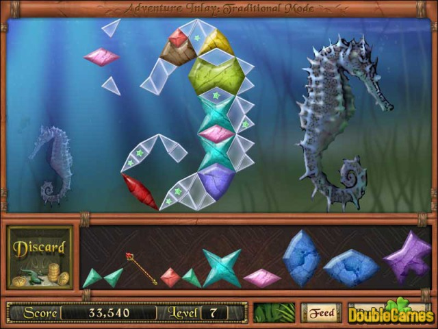 Kostenloser Download Adventure Inlay Screenshot 1