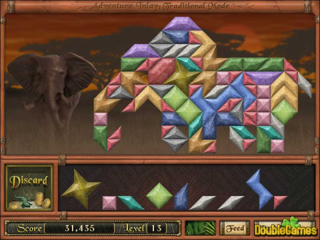 Kostenloser Download Adventure Inlay Screenshot 2