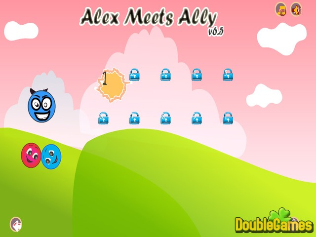 Kostenloser Download Alex Meet Ally Screenshot 1