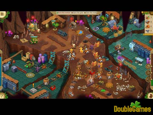 Kostenloser Download Alicia Quatermain 3: The Mystery of the Flaming Gold Screenshot 2
