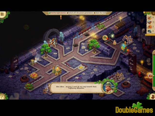 Kostenloser Download Alicia Quatermain 3: The Mystery of the Flaming Gold Screenshot 3