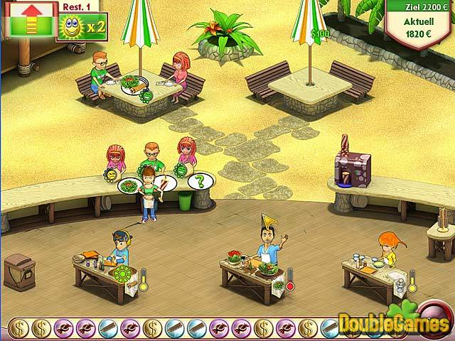 Free Download Amelies Cafe - Sommerspaß Screenshot 1