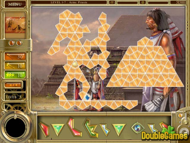 Kostenloser Download Ancient Mosaic Screenshot 1