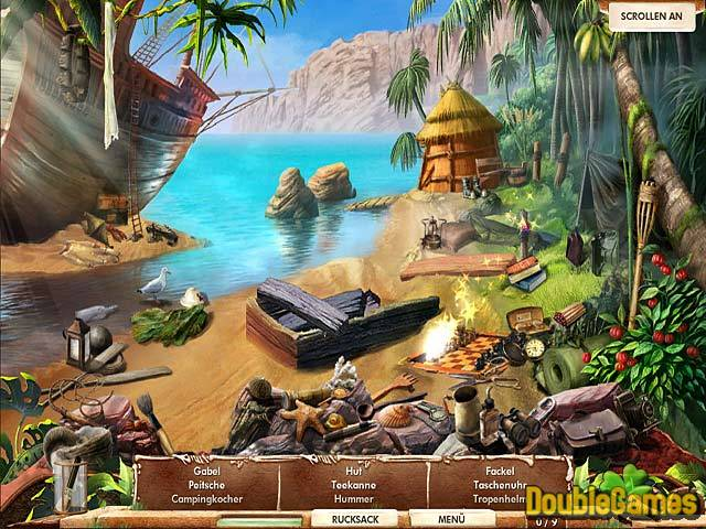 Kostenloser Download Ancient Spirits - Colombus' Legacy Screenshot 1