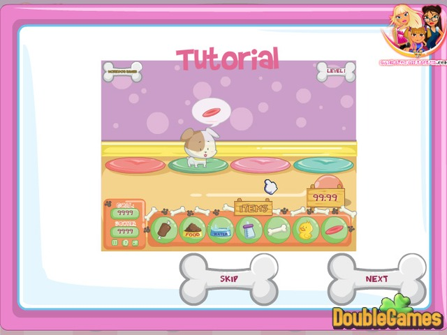 Kostenloser Download Animal Day Care: Doggy Time Screenshot 1