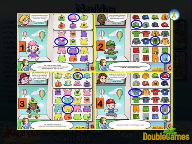 Kostenloser Download Avenue Flo: Special Delivery Strategy Guide Screenshot 2