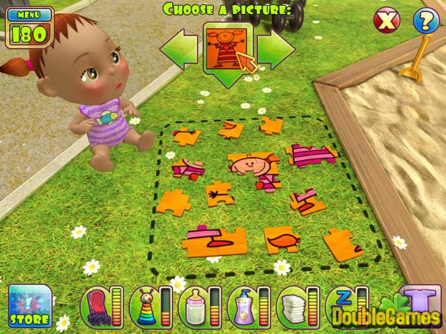 Free Download Baby Luv Screenshot 1