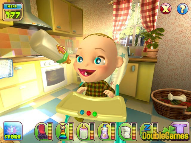 Free Download Baby Luv Screenshot 3