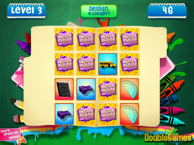 Kostenloser Download Back To School Match Screenshot 3