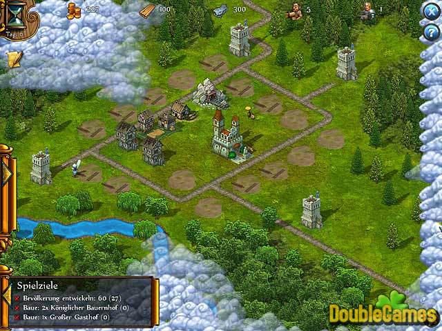 Kostenloser Download Be a King 3: Golden Empire Screenshot 3