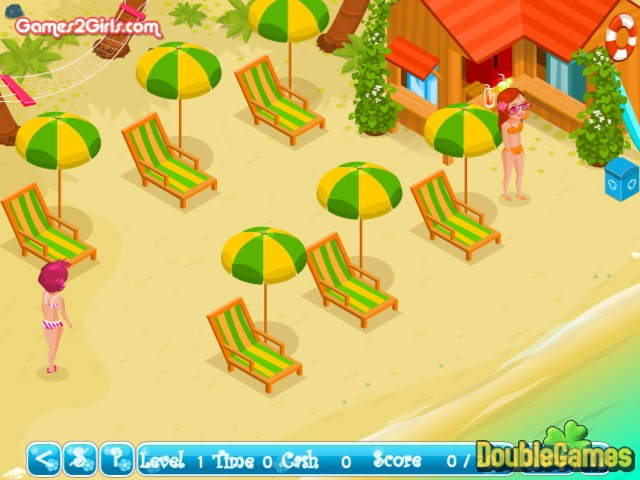 Free Download Beach Holidays Screenshot 1