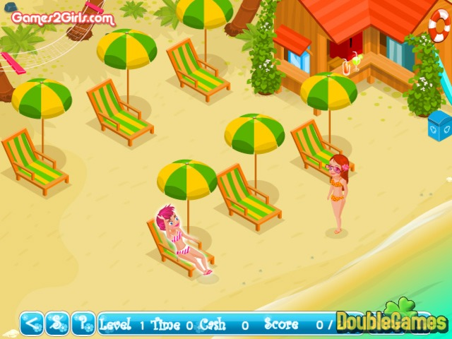 Free Download Beach Holidays Screenshot 2