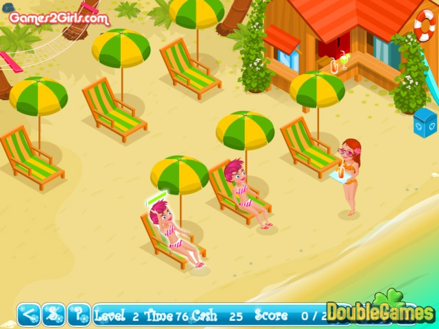 Free Download Beach Holidays Screenshot 3