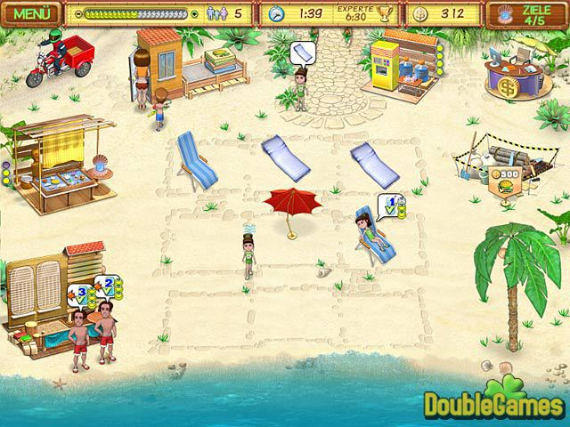 Kostenloser Download Beach Party Craze Screenshot 1