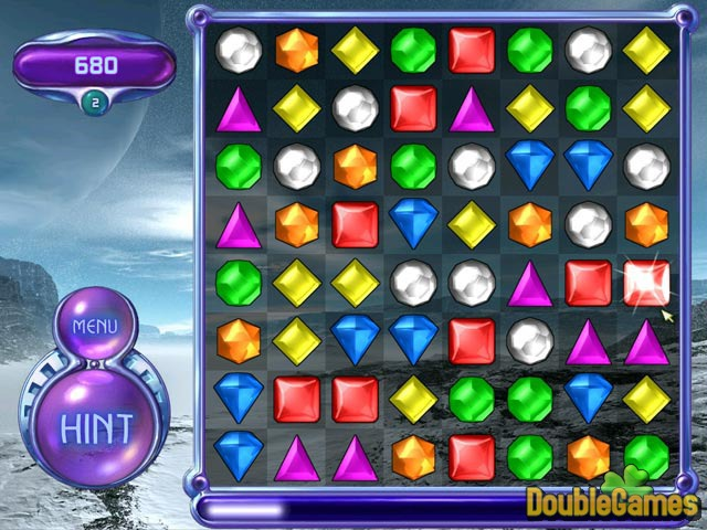 Kostenloser download bejeweled 2 screenshot 1