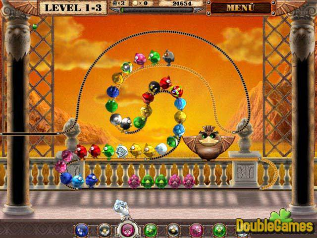 Free Download Birds On A Wire Screenshot 2