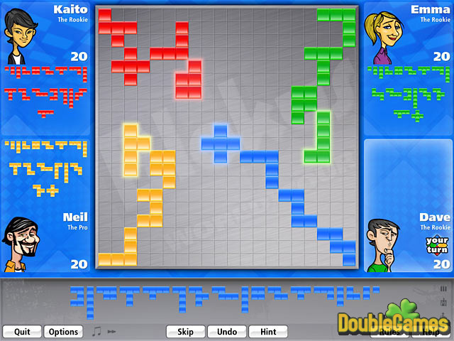 Kostenloser Download Blokus World Tour Screenshot 1