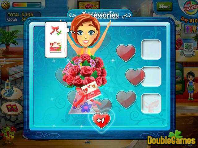 Kostenloser Download Bloom! Share flowers with the World: Valentine's Edition Screenshot 3