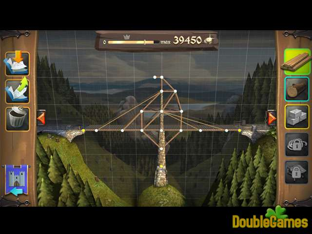 Kostenloser Download Bridge Constructor: Medieval Screenshot 3