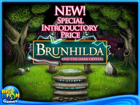 Kostenloser Download Brunhilda and the Dark Crystal Screenshot 1