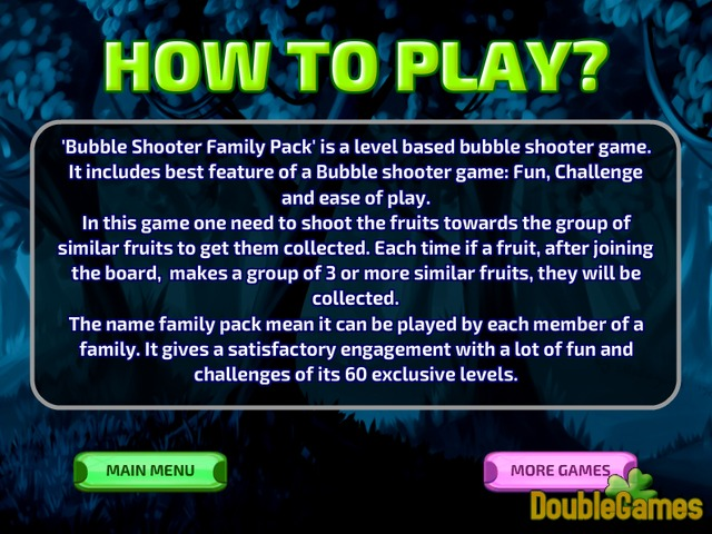 Free Download Bubble Shooter Family Pack Screenshot 1
