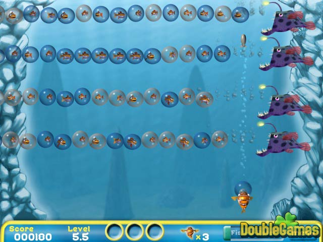 Kostenloser Download Bubblefish Bob Screenshot 2