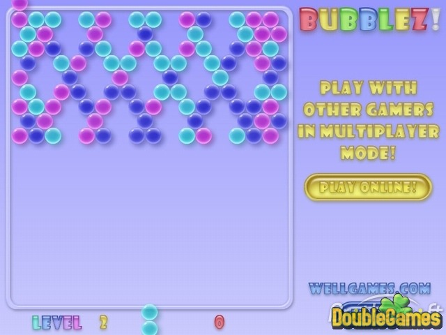 Kostenloser Download Bubblez Screenshot 2