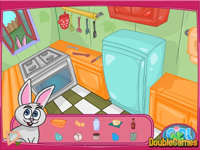 Kostenloser Download Bunny Cake Screenshot 2