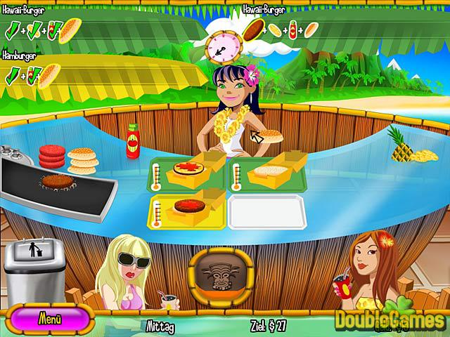 Kostenloser Download Burger Island 2 Screenshot 1